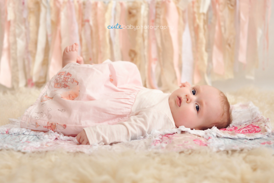 baby Eva, baby photography Manchester, cake smash photography