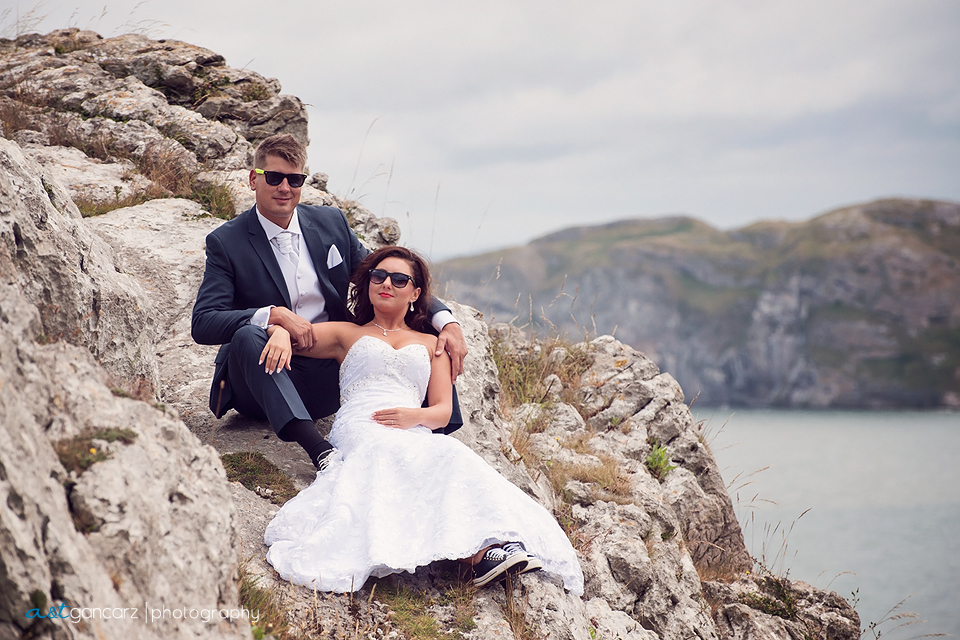 Cheshire Wedding Photographer, Llandudno Wedding Photography, Tom Gancarz