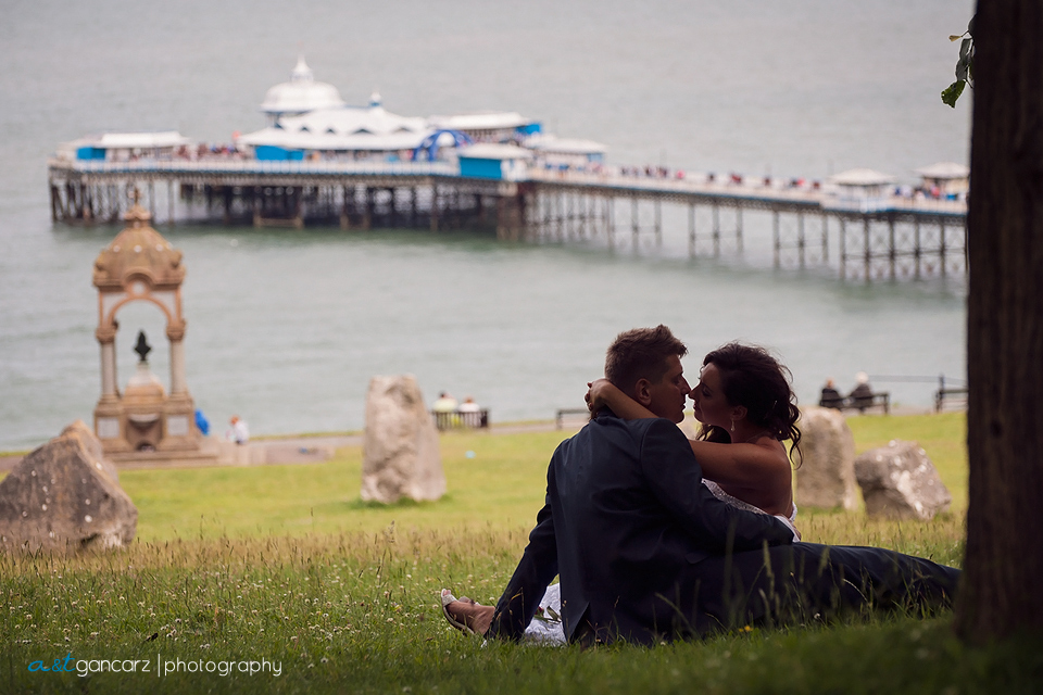 Manchester Wedding Photographer, Llandudno Wedding Photography, Tom Gancarz