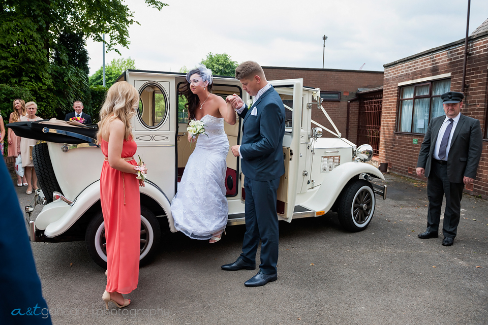 Lancashire Wedding Photographer, Tom Gancarz