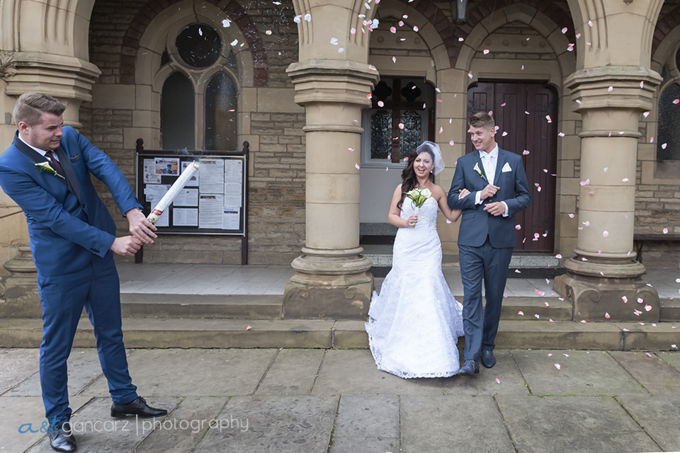 Wedding Photography Manchester, Ceremony, Tom Gancarz