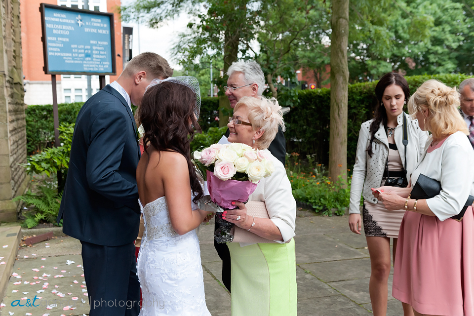 Manchester Wedding Photographer, Ceremony, Tom Gancarz