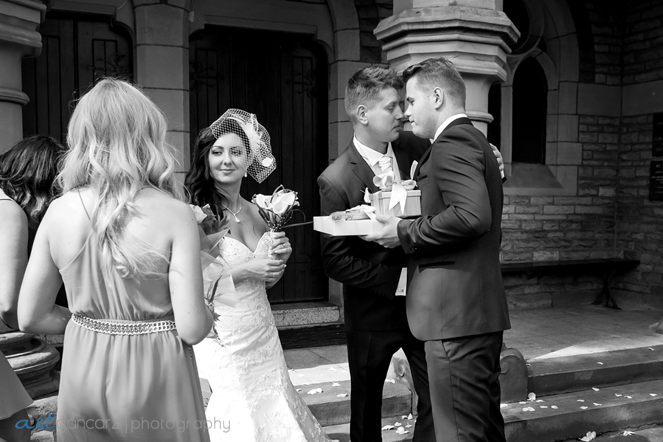Manchester Wedding Photographer, Tom Gnacarz