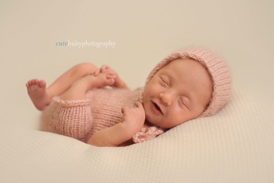 Newborn Photography Manchester | Hyde | Cutebaby Photography | 11 days new Baby Matilda