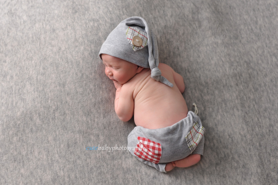 Newborn Photography Manchester | Finley