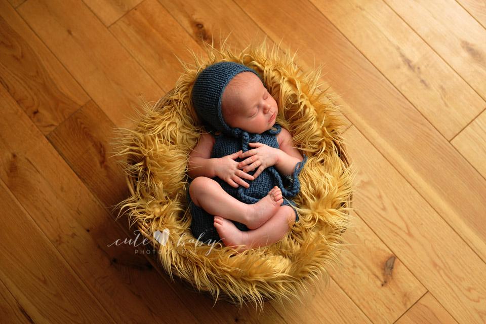 Newborn Photography Manchester |Freddie