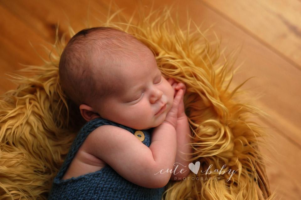 Newborn Photography Manchester | Freddie