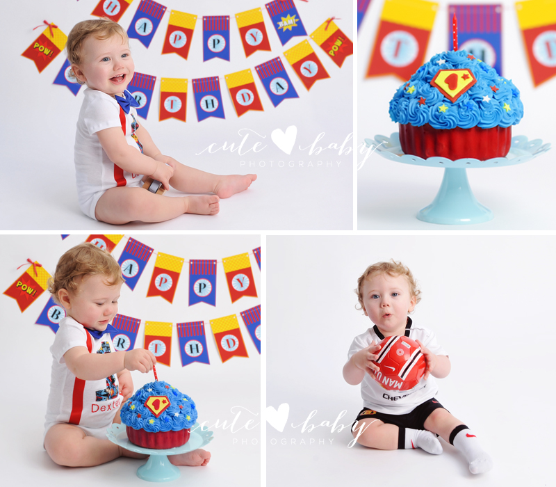 cutebaby photography Manchester, Hyde, cake smash, Cake Smash Photography | Baby Dexter