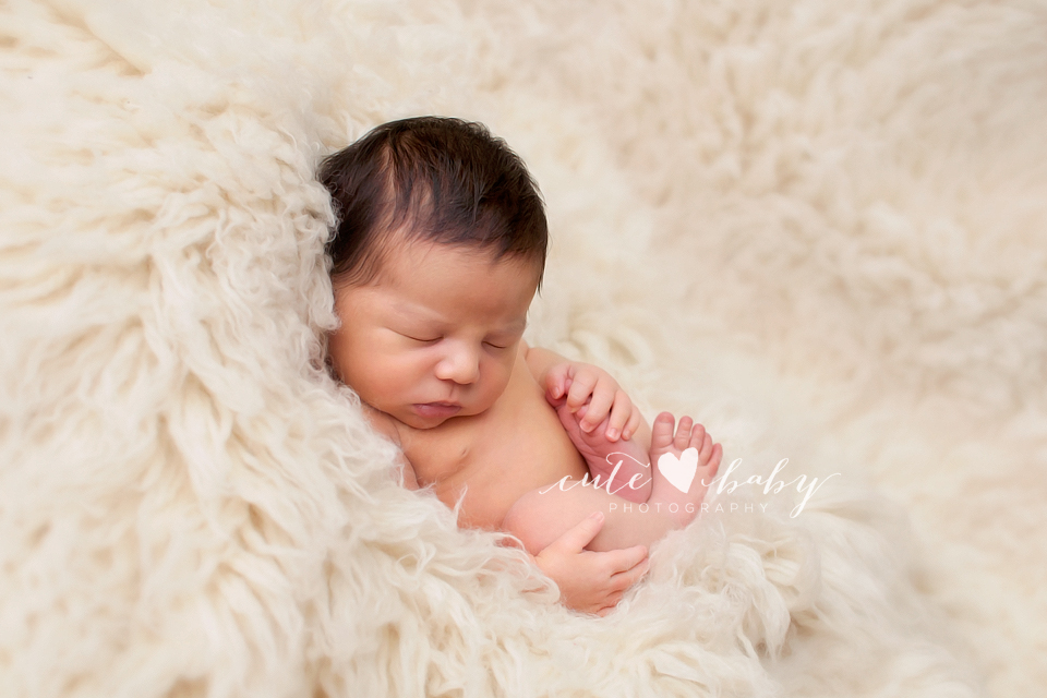 Newborn Photography Manchester | Harrison