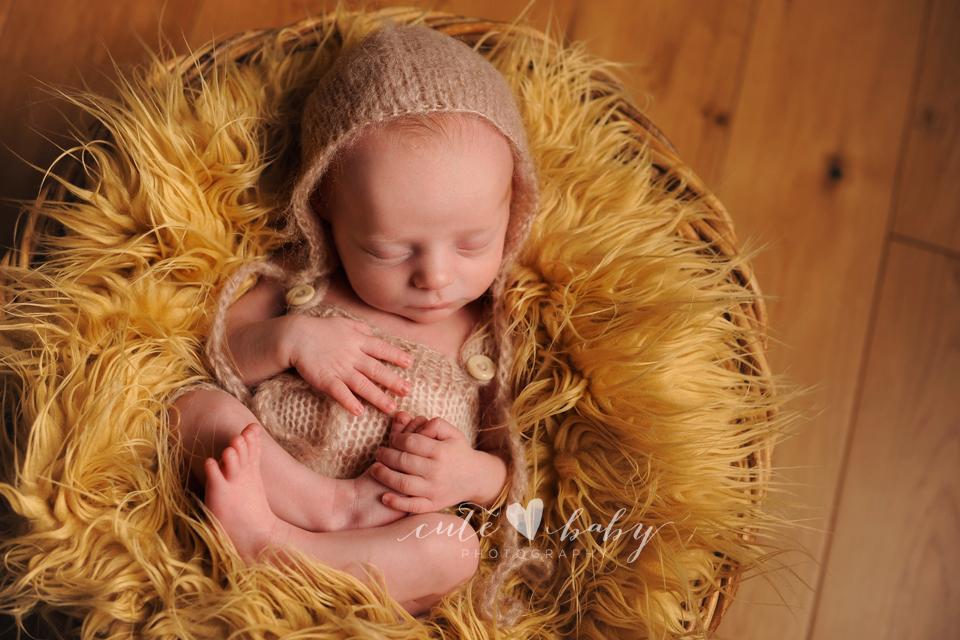 Newborn Photography Manchester | Baby Harlen