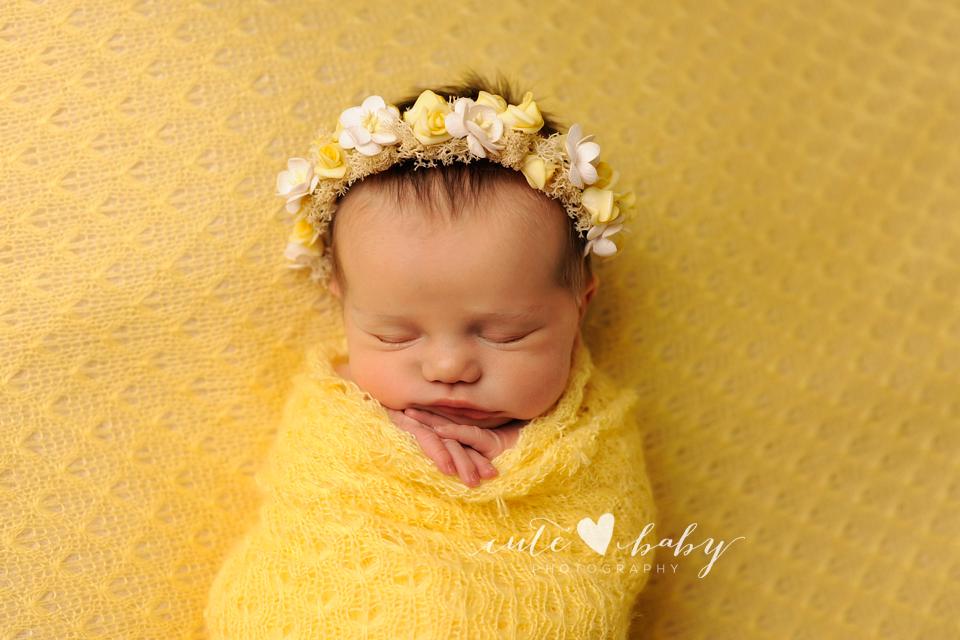 Newborn Photography Manchester | Baby G