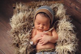 Newborn Photography Manchester | Hayden