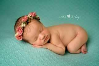 Newborn Photography Manchester | Baby Florence