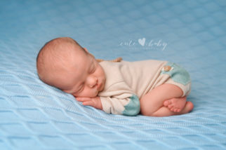 Newborn Photography Manchester | Leon
