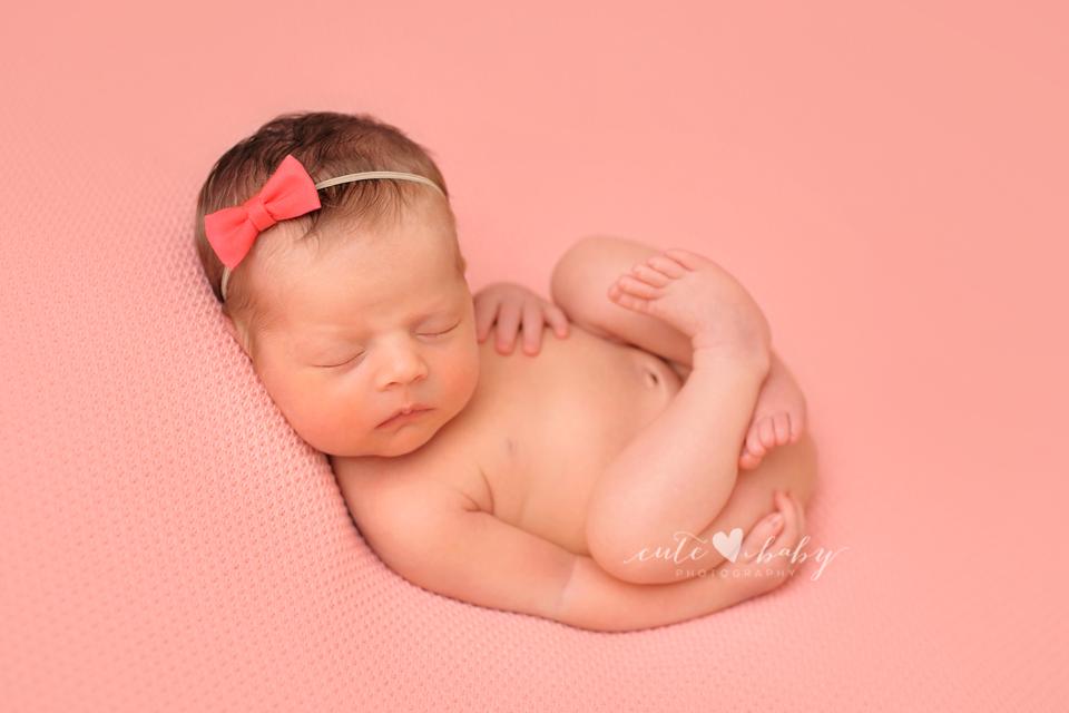 Newborn Photography Manchester | Baby Sienna