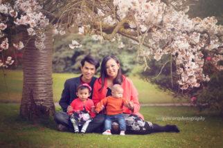 Tatton Park Gardens photo session, cherry blossom photo session