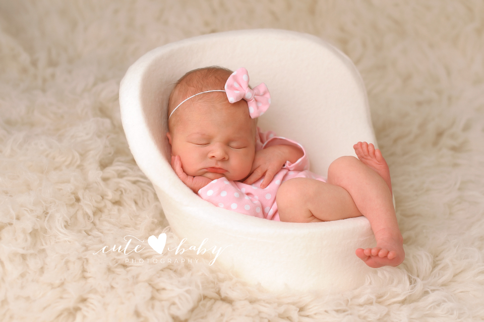 Newborn Photography Manchester | Baby Amber