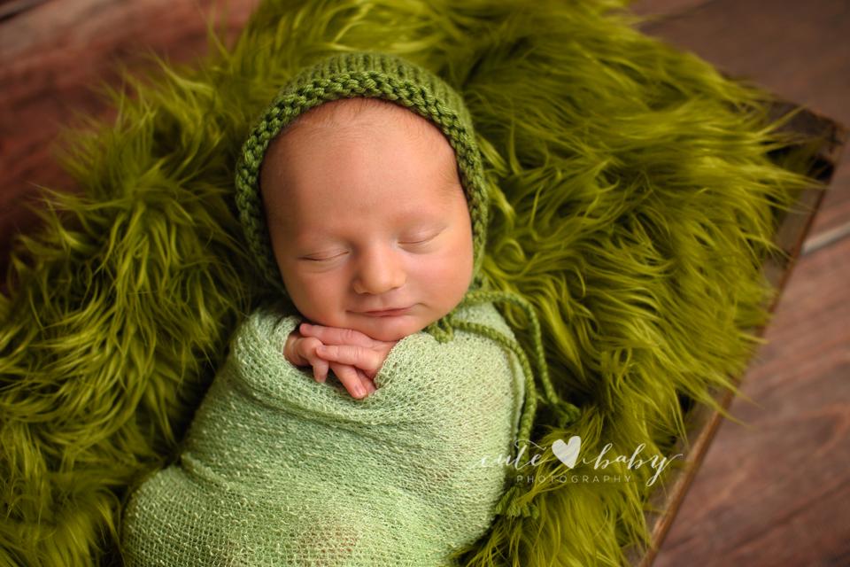 Newborn Photography Manchester | Reuben