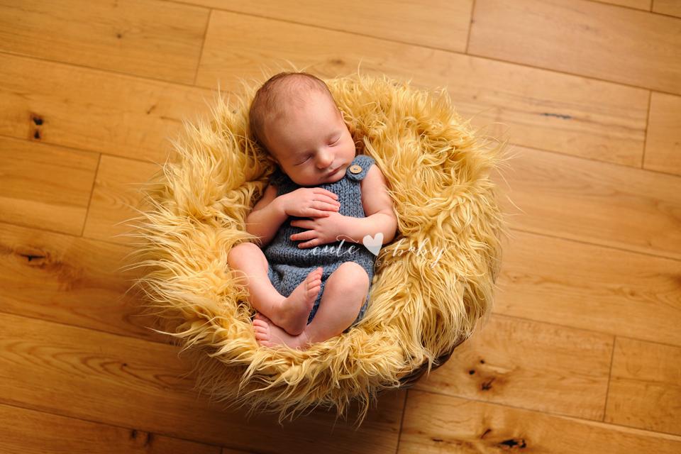 Newborn Photography Manchester | Baby Adam