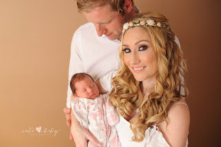 Newborn Photography Manchester | Leara