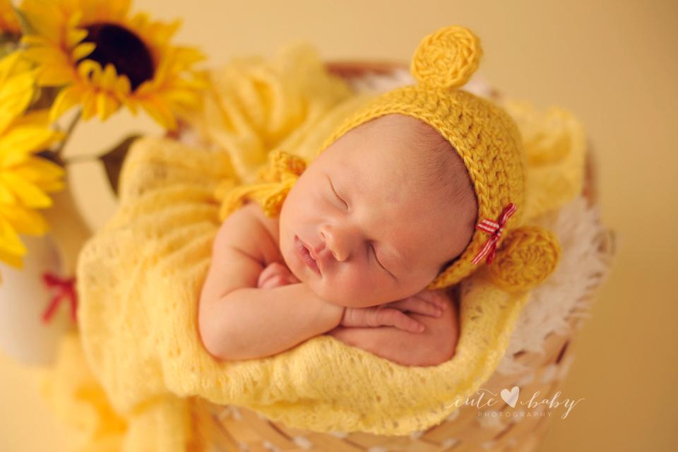 Newborn Photography Manchester | Freya