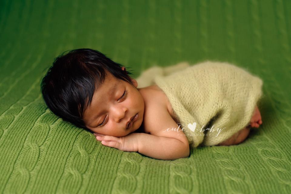 Newborn Photography Manchester | Nivan