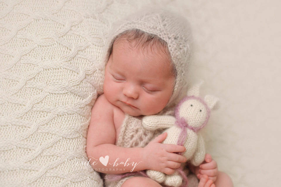 Newborn Photography Manchester | Baby Amelia