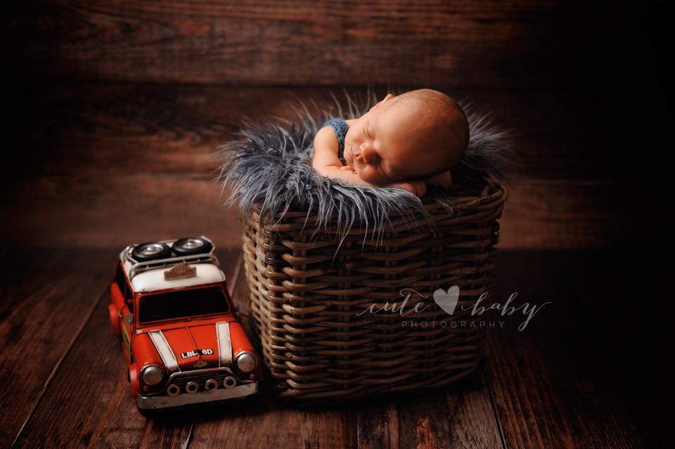Newborn Photography Manchester | Baby Macius