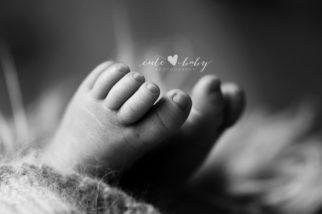 Newborn Photography Manchester | Baby Ellie