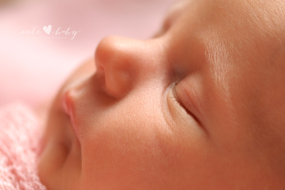 Newborn Photography Manchester | Baby Xanthe