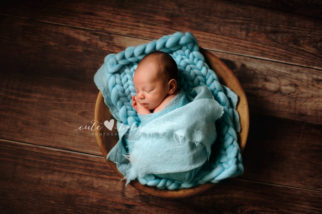Newborn Photography Manchester | Baby Jamie