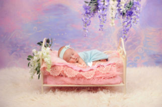 Newborn Photography Manchester | Baby Maja