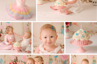 atgancarz photography Manchester, Hyde, cake smash Cheshire