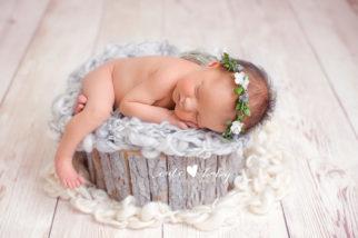 Newborn Photography Manchester | Baby Evie