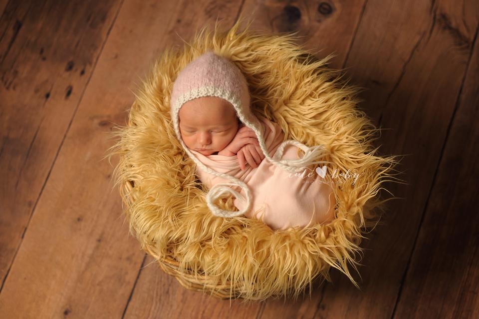 Newborn Photography Manchester | Baby Mia