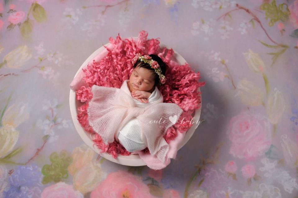 Newborn Photography Manchester | Baby Sara