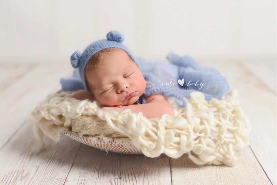 Newborn Photography Manchester | Baby Anthony