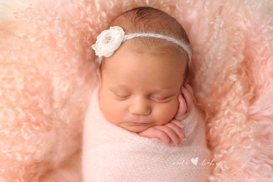 Newborn Photography Manchester | Baby Eleanor