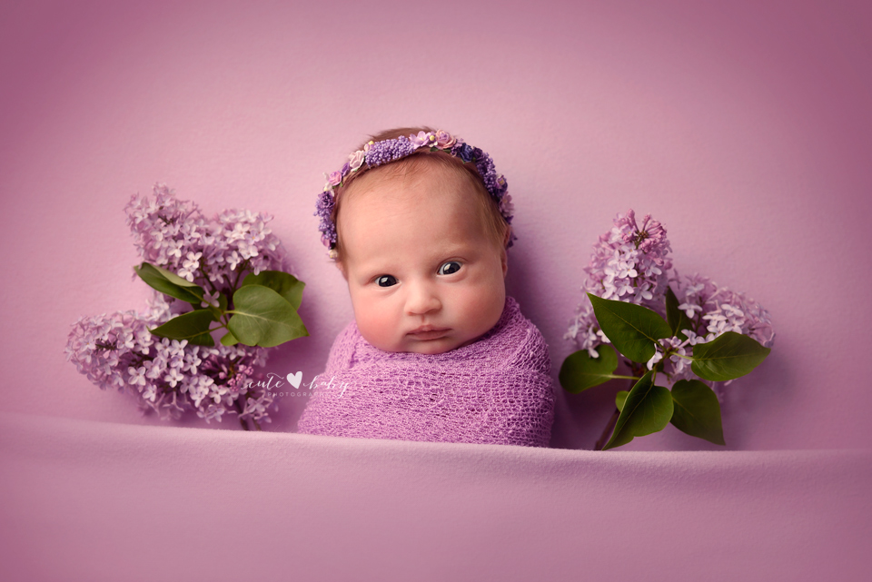 Newborn Photography Manchester | Baby Rosie