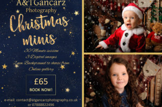 Christmas Minis 2018, AT Gancarz Photography, Family Photography