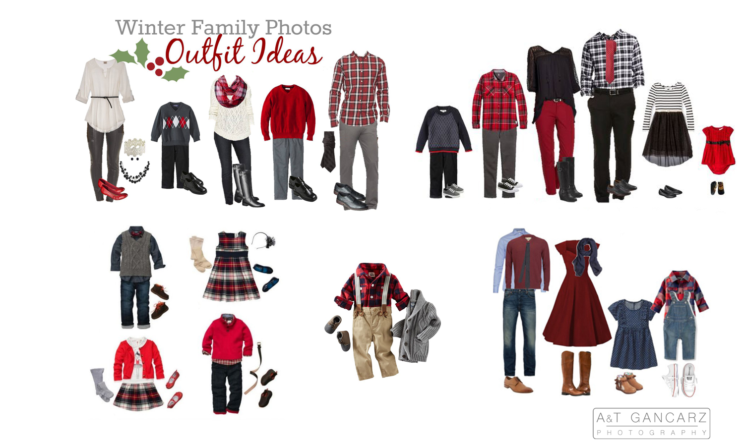 Christmas Mini 2018 what to wear