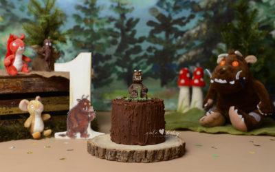 Cake Smash Manchester | Sami | Gruffalo