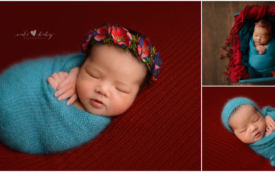 Newborn Photography Manchester | Baby Azula