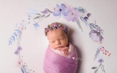 Newborn Photography Manchester | Alicja