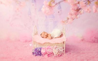 Newborn Photography Manchester | Sienna Aurora