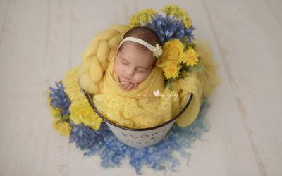 Newborn Photography Manchester | Baby Solei