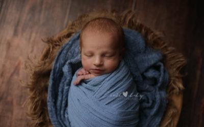 Newborn Photography Manchester | Baby Noah