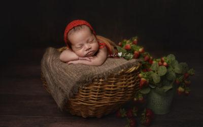 Newborn Photography Manchester | Baby Isla