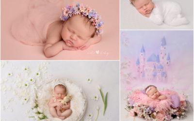 Newborn Portraits Manchester | Eily Mae Ava