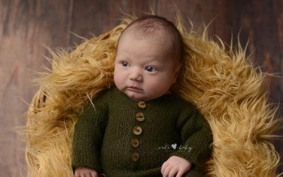 Newborn Portraits Manchester | Hudson